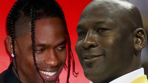Michael Jordan Gave Travis Scott Blessing To Shoot Music Vid At Illinois Mansion