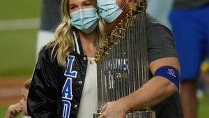 L.A. Dodgers Win World Series, Justin Turner Pulled After Positive COVID Test