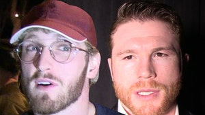Logan Paul Fires Back At Canelo Alvarez, You Spit On The Ethics Of Boxing!
