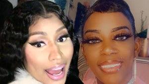 Gorilla Glue Girl Loves Nicki Minaj's Shout-Out in New 'Fractions' Track