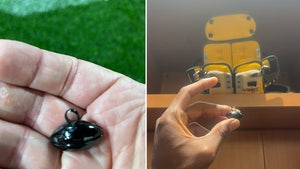 Packers' Aaron Jones Finds Pendant Containing Dad's Ashes After Frantic Search