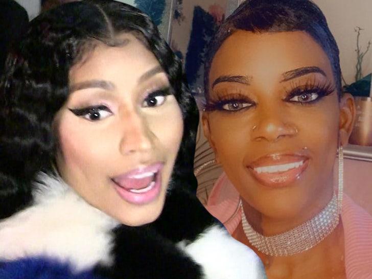 Gorilla Glue Girl Loves Nicki Minaj's Shout-Out in New 'Fractions' Track.jpg