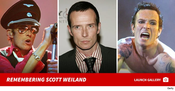 Remembering Scott Weiland