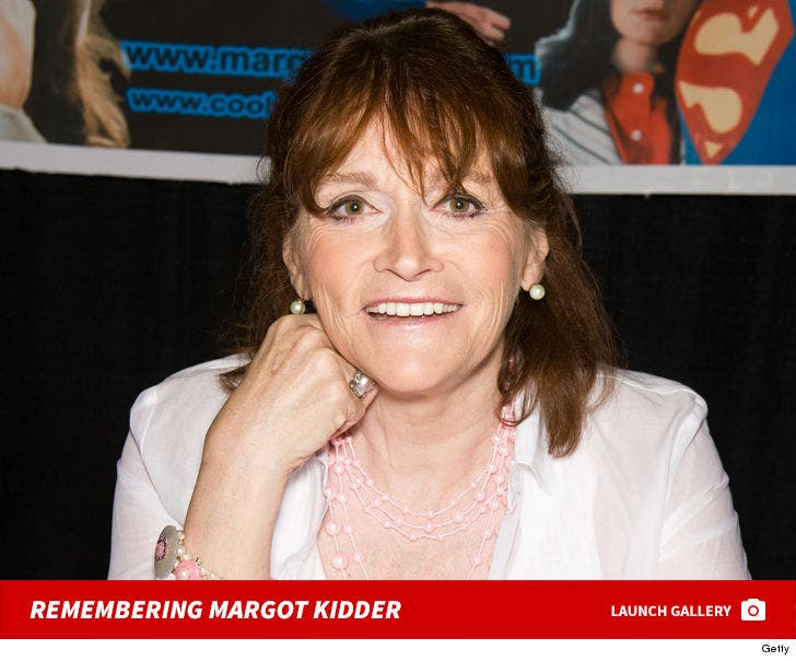 Remembering Margot Kidder