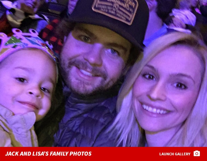 Jack and Lisa Osbourne's Family Photos