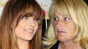Debbie Rowe Won't Seek Guardianship of Paris Jackson -- For Now