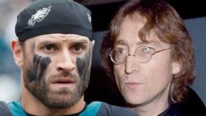 John Lennon Was a Bad Guy, Says NFL's Chris Long