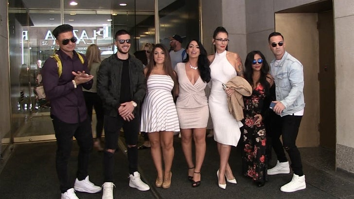 Jersey Shore Cast Says The Hills Reboot S No Competition