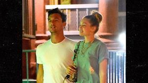 Gigi Hadid and 'Bachelorette' Star Tyler C Do NYC Date Night