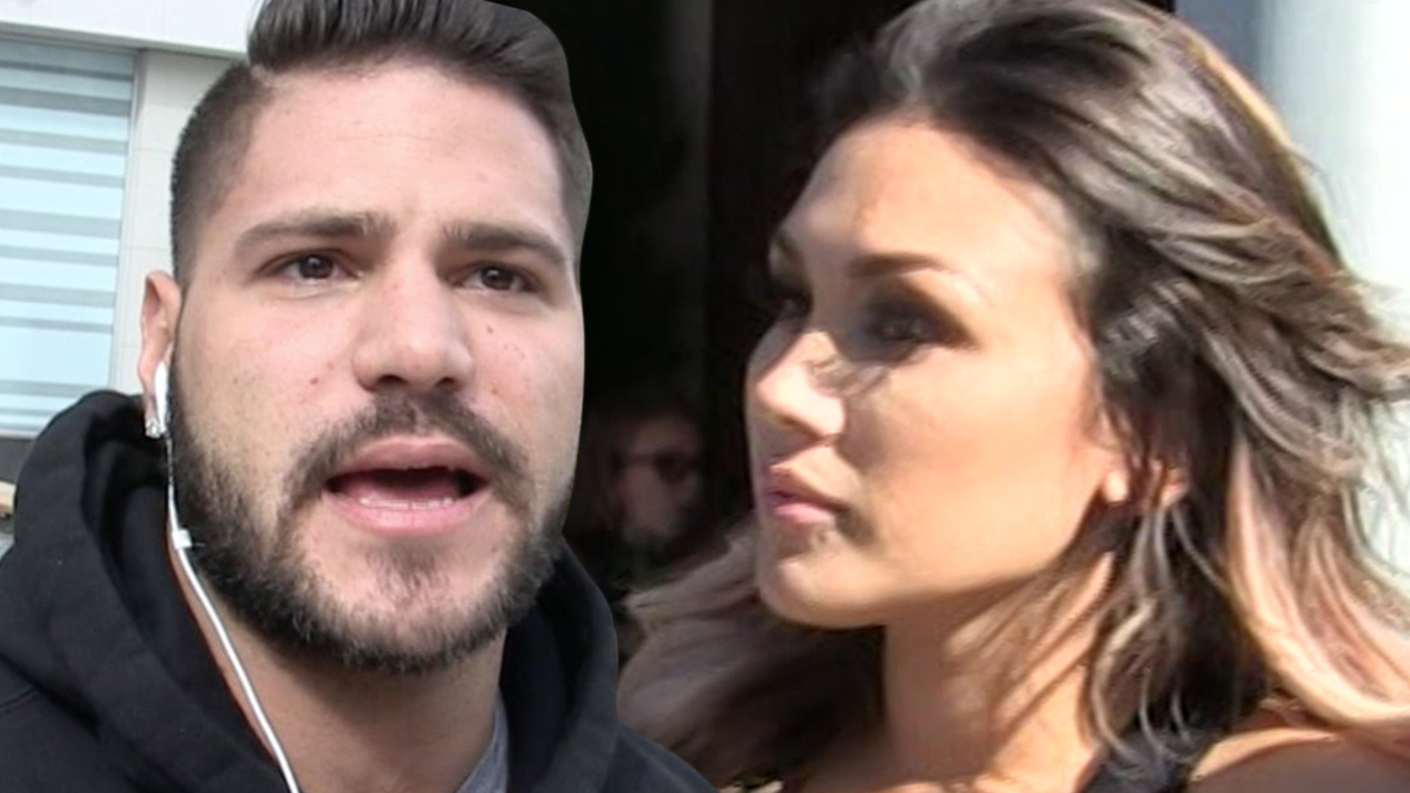 Ronnie Ortiz-Magro to Stay Away From Jen Harley Under Emergency Protective Order