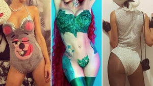 Hollywood's Hottest Costumes EVER -- Guess Who!