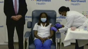 First COVID Vaccine in New York Administered to Black Healthcare Worker