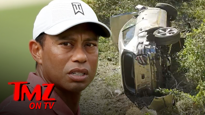 Tiger Woods Crash: What Caused It? | TMZ TV.jpg