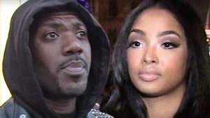Ray J and Princess Love Legally Call Off Divorce for Second Time