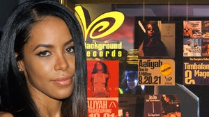 Aaliyah's Music Finally Hitting Streaming Platforms 20 Years After Death