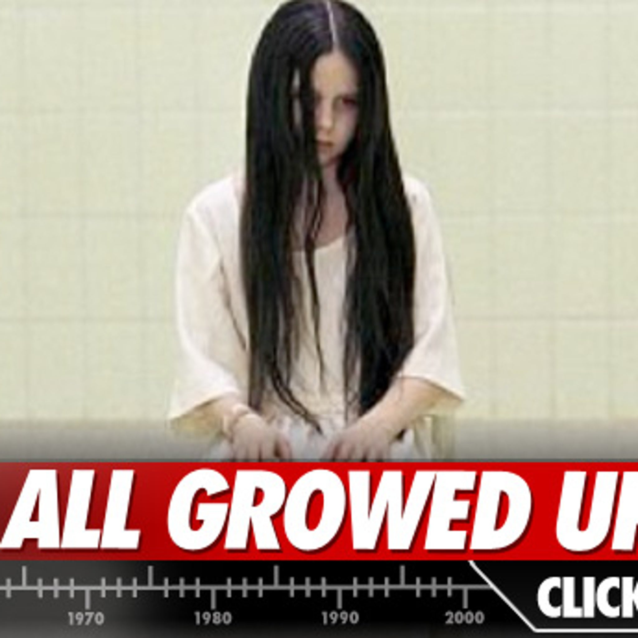 This is what the girl from The Ring looks like in real life… and ... | 1200x1200