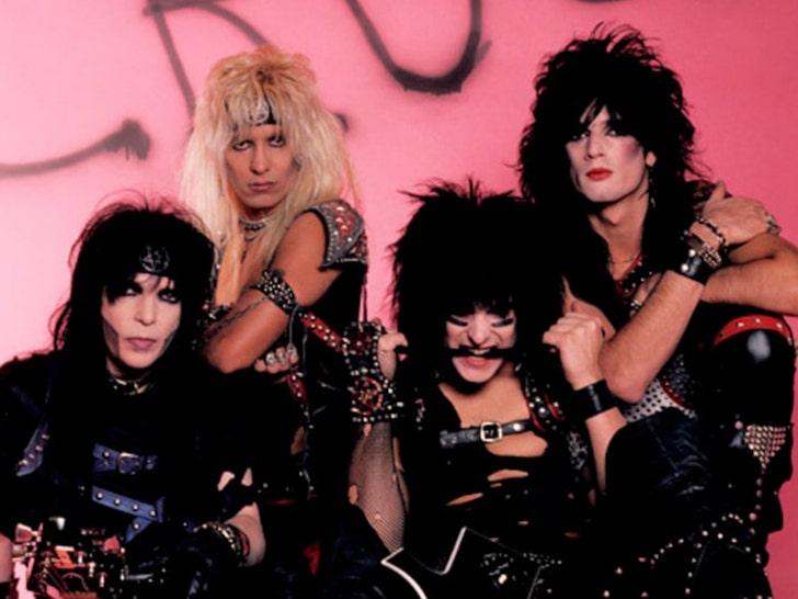 Mötley Crüe -- Through the Years
