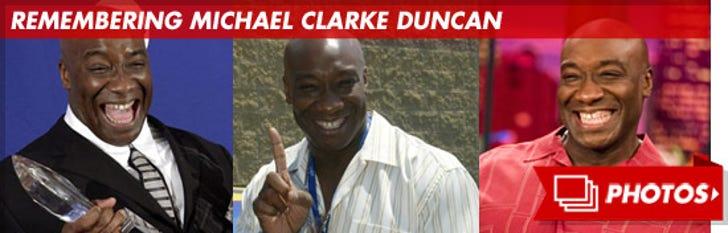 Remembering Michael Clarke Duncan