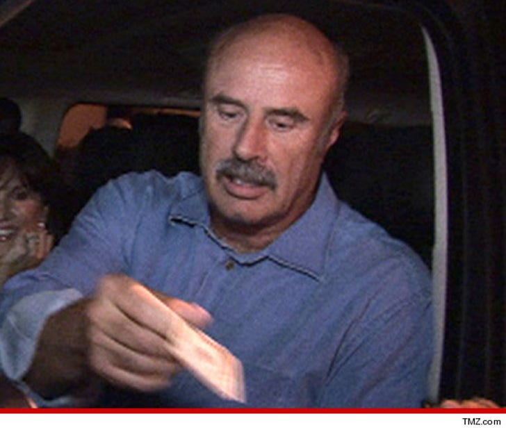 'Dr. Phil' Show -- TV Guest Who Threatened GF... May Have