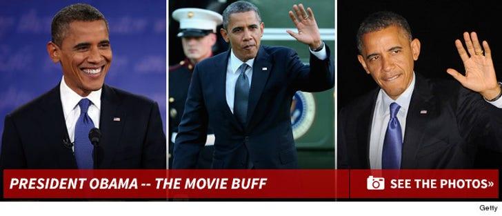 Obama's Presidential Pics