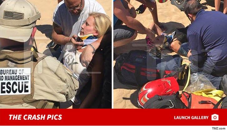 Vicki and Tamra's Crash