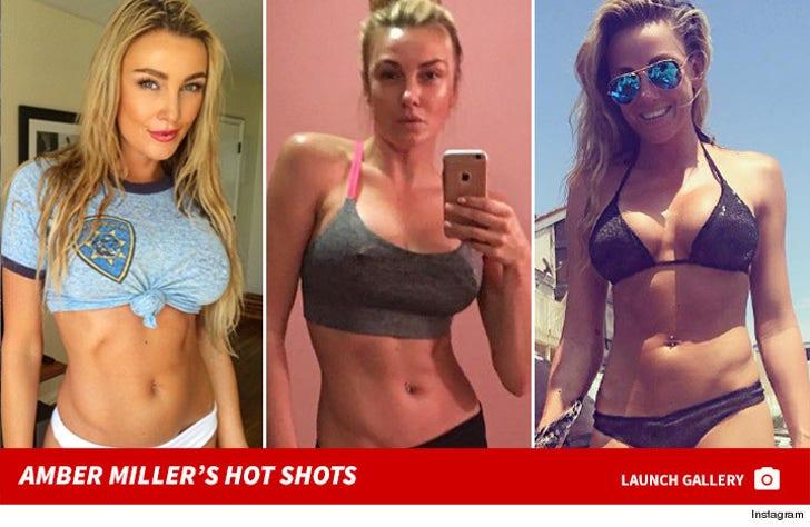 Amber Miller's Sexy Shots