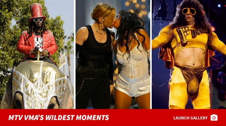 MTV VMA's Wildest Moments
