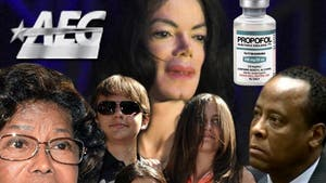 Michael Jackson Death Trial -- Jackson Family LOSES