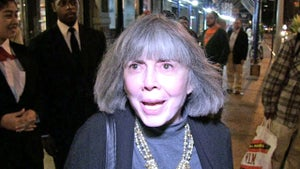 'Vampire' Author Anne Rice -- '50 Shades' & Playboy Are Both Porn ... AND I SUPPORT BOTH!