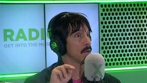Anthony Kiedis -- I Saved a Baby ... DURING Carpool Karaoke! (VIDEO)