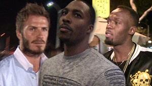 Beckham, Bolt, Pro Athletes React To Manchester Arena Attack