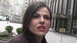 'Once Upon a Time' Star Lana Parrilla Confronts Woman with Shotgun and Gets Restraining Order
