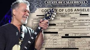Eddie Van Halen Cremated, Ashes to be Scattered in Ocean Off Malibu