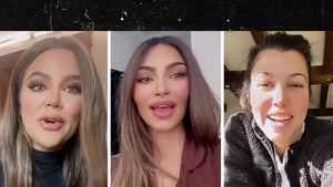 'KUWTK' Women Say Goodbye to TV Crew in Emotional Farewell Vid