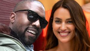 Kanye West & Irina Shayk Still Together Despite 'Cooling Off' Rumors