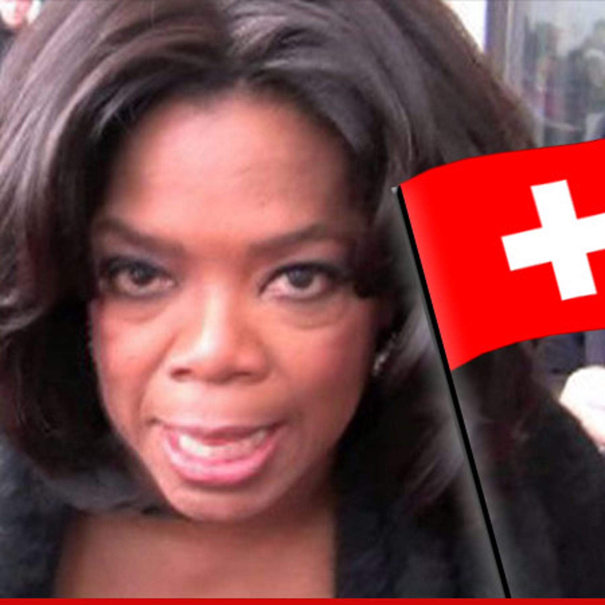 a008227e812 Oprah -- Gets APOLOGY from Switzerland After Racist Incident