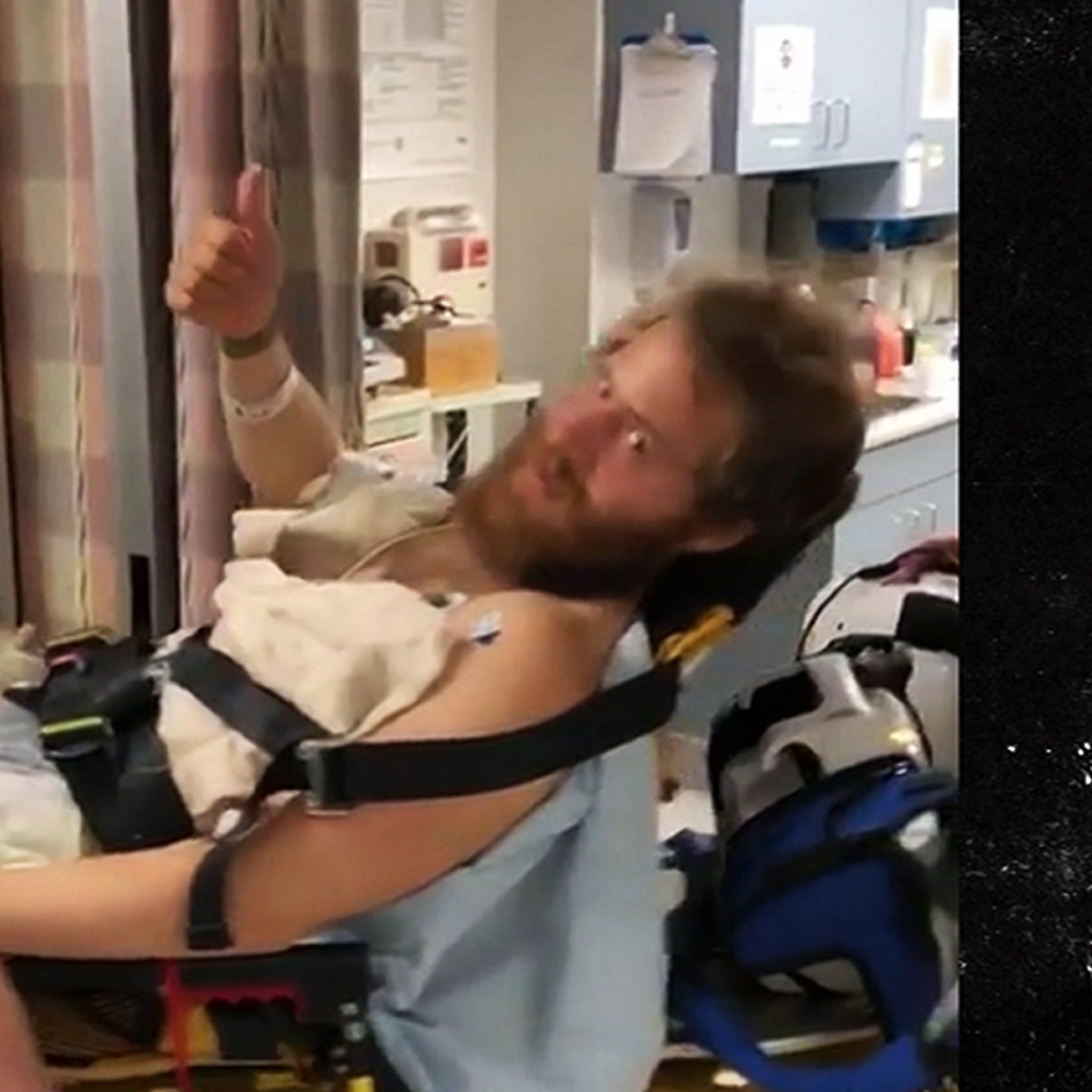 Mike Posner Bit by Rattlesnake During Walk Across the U.S.