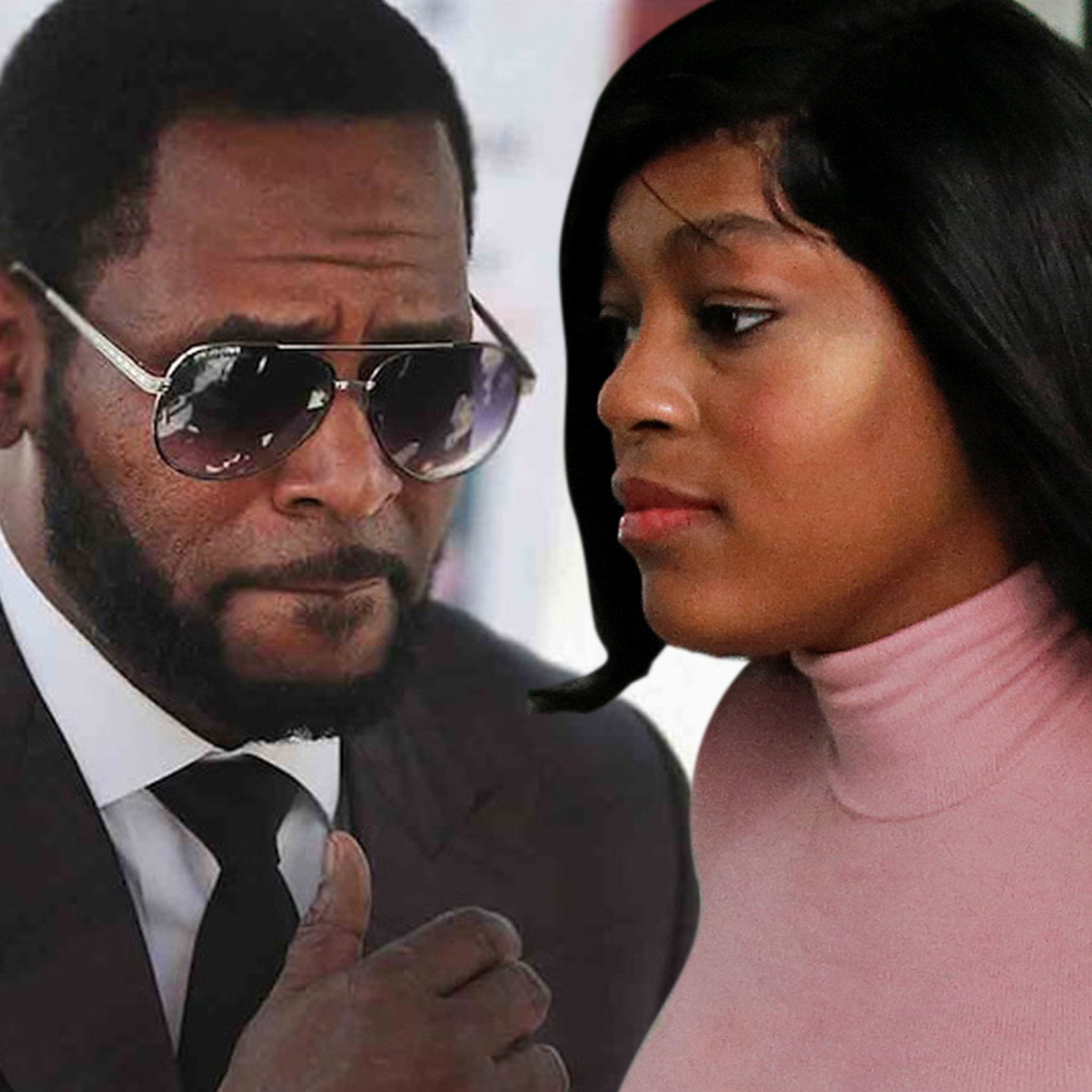 R. Kelly's GF Azriel Clary Moves Out of Trump Tower, Done with Drama
