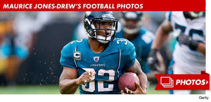 Maurice Jones-Drew's Footballin' Photos