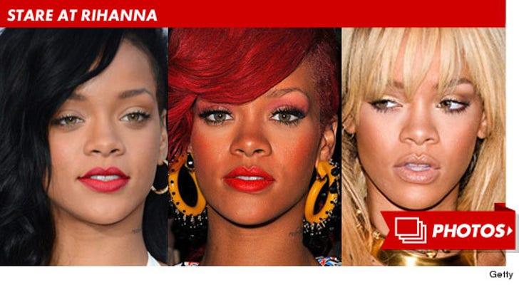 Rihanna -- Through The Years