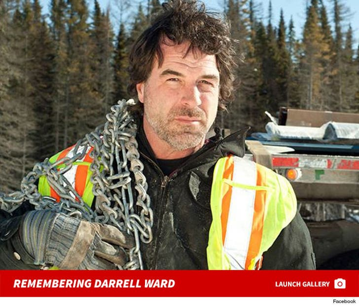Remembering Darrell Ward