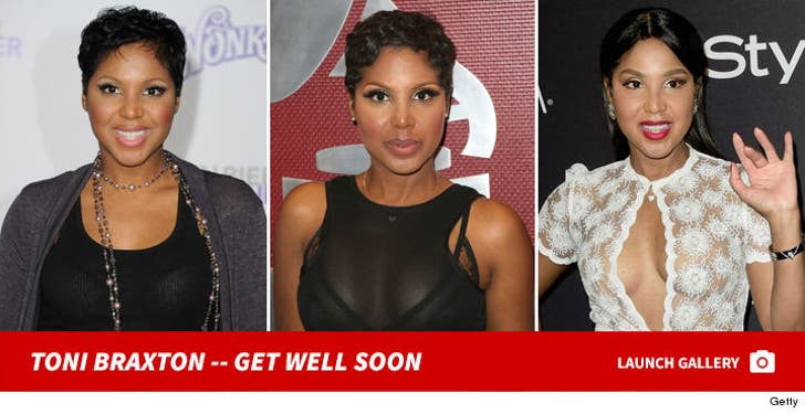 Toni Braxton Photos