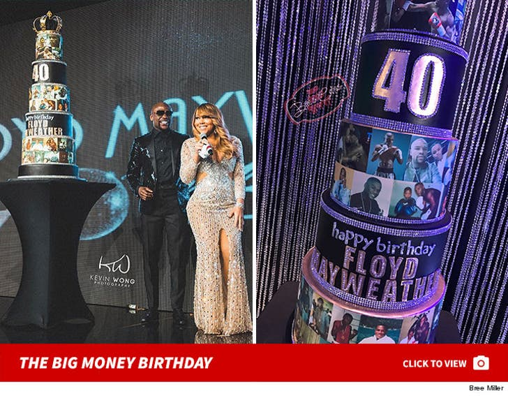Floyd Mayweather's 40th Birthday