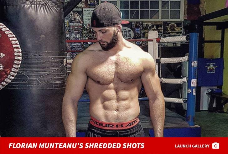 Florian Munteanu's Shredded Shots