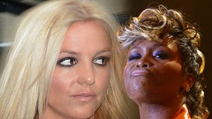 Britney Spears' Rep Calls BS On Eve's Claim Brit Didn't Sing