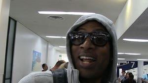 Tony Rock Says Omarosa's Black Card Permanently Revoked