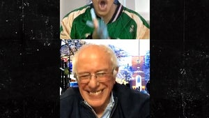 Cardi B, Bernie Sanders Trash Talk Donald Trump on Instagram Live
