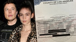 Elon Musk and Grimes Named Baby X AE A-XII On Birth Certificate