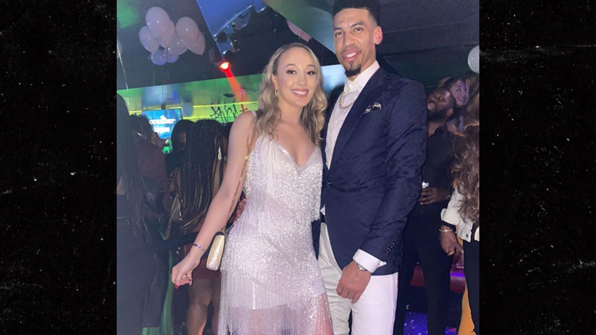 NBA's Danny Green Proposes To GF, Waited Until I Could Afford Perfect Ring!