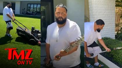 DJ Khaled Takes a Break From His Music   TMZ TV.jpg